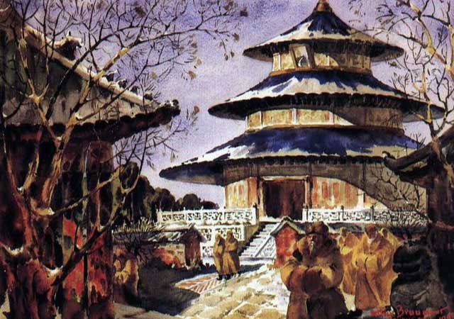 TEMPLE OF HEAVEN 1947
