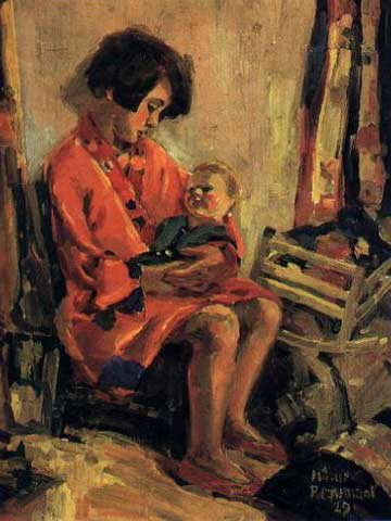 THE LITTLE MOTHER, 1929