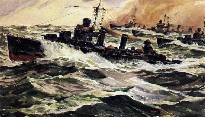 Navyart of Arthur Beaumont